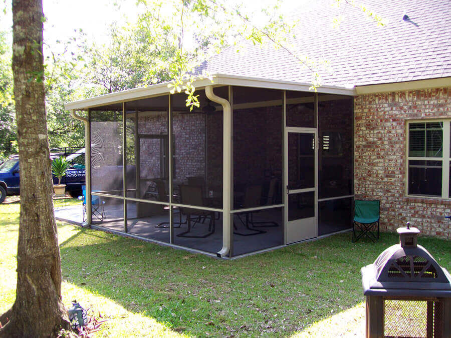 Gulf Coast Patio Amp Screen Screened Rooms